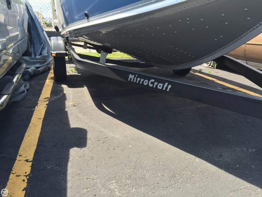 2013 Alumacraft Navigator 165 CS - Photo #22