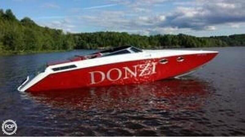 Used Boats For Sale in Utica, New York by owner | 1988 Donzi 28