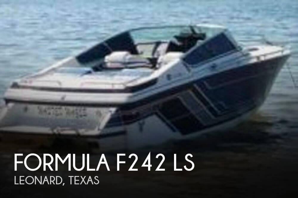 1988 Formula F242 LS - Photo #1