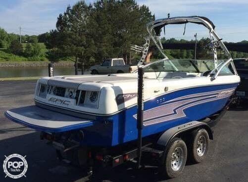 2009 Epic 23V Wake Boat - Photo #10