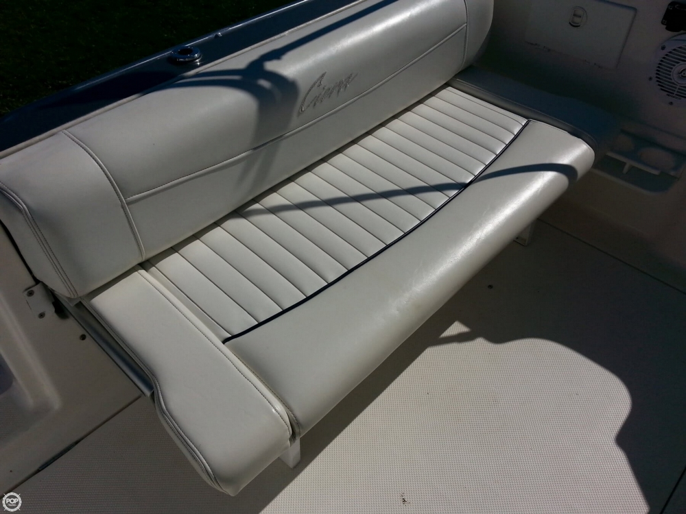 Transom Bench Seat