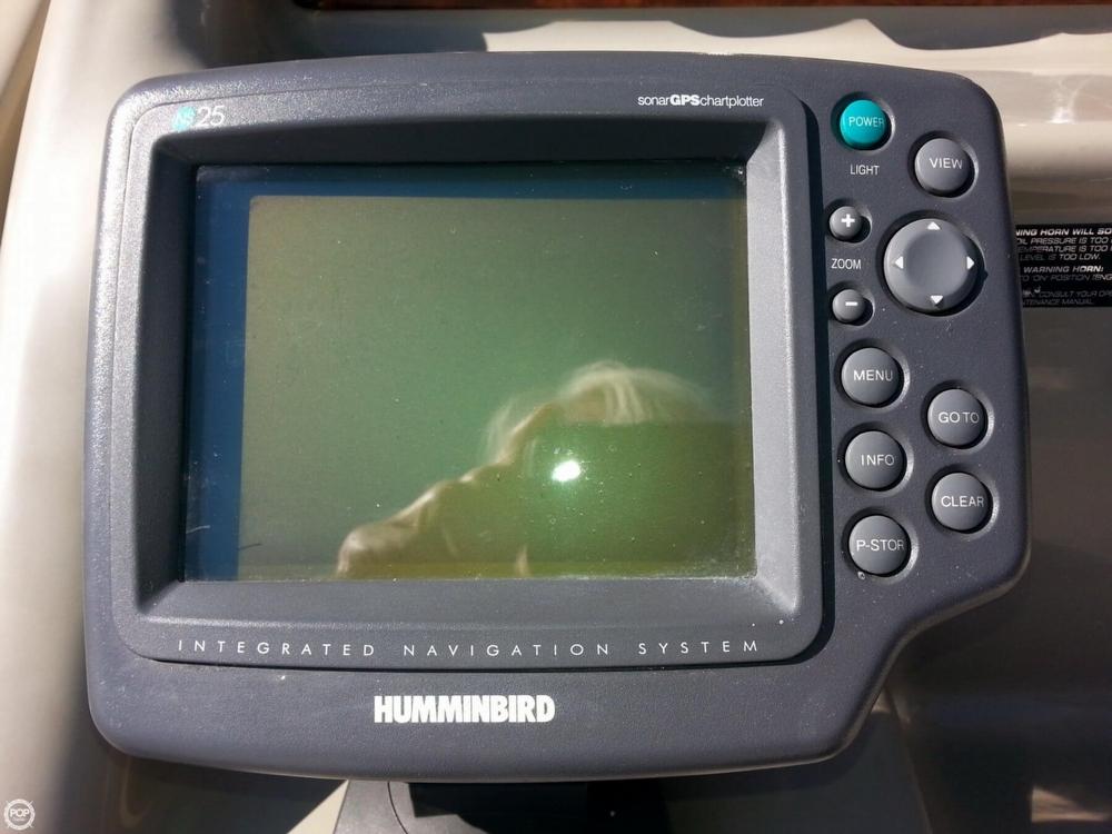 Humminbird NS 25 Sonar GPS Chart Plotter