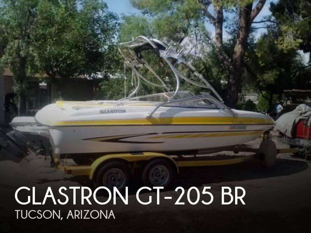 2007 Glastron GT-205 BR - Photo #1