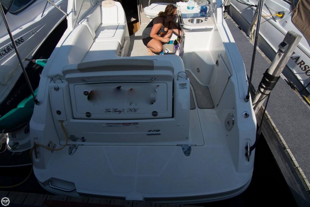 2009 Sea Ray 270 Sundancer - Photo #9
