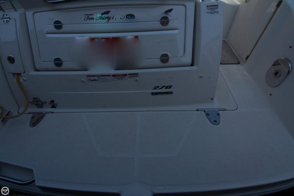 2009 Sea Ray 270 Sundancer - Photo #10