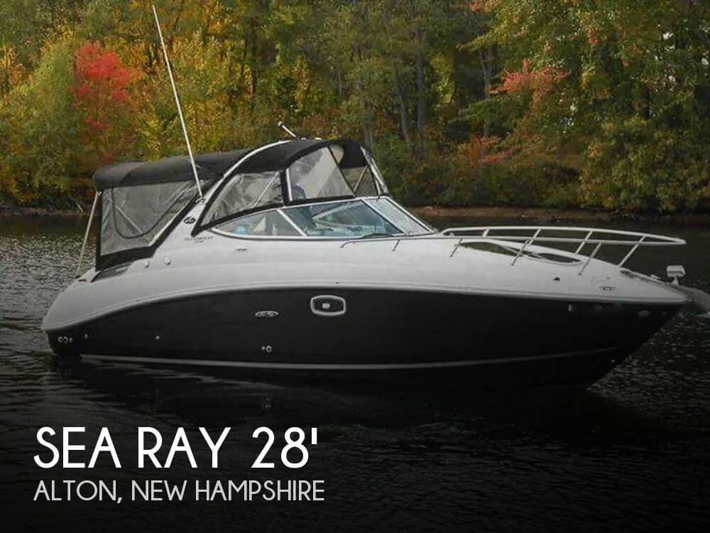 2009 Sea Ray 270 Sundancer - Photo #1