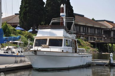 Marshall Boat Compan 42, 42', for sale - $59,000