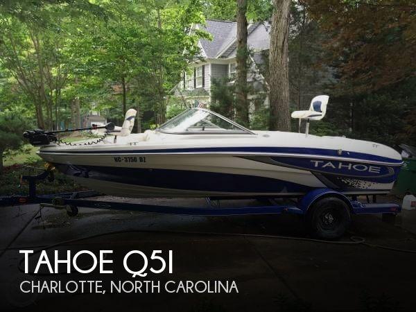 2010 tahoe q5i power boat for sale in charlotte nc. Black Bedroom Furniture Sets. Home Design Ideas