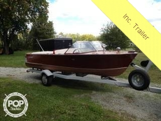 1957 Chris-Craft 17 Ski Boat - Photo #3