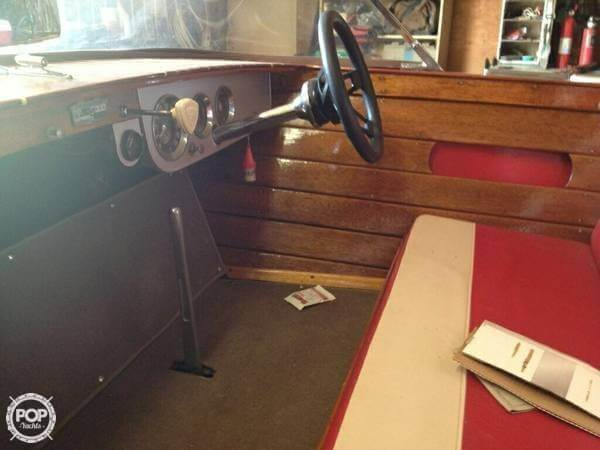 1957 Chris-Craft 17 Ski Boat - Photo #5
