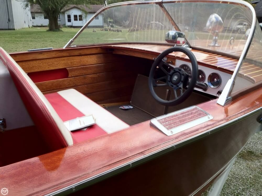1957 Chris-Craft 17 Ski Boat - Photo #12
