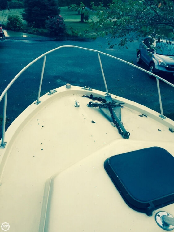 1986 Mako 258 Cuddy - Photo #18