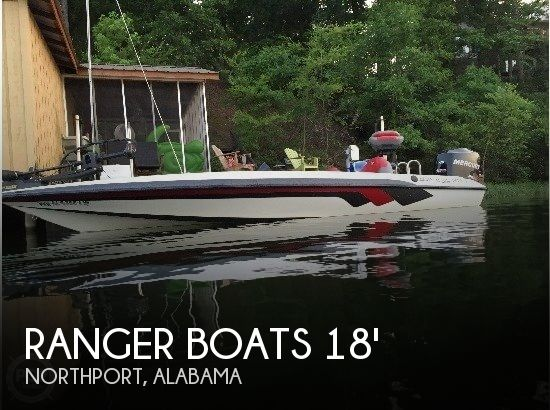 2009 Ranger Boats 188 VX Comanche - Photo #1