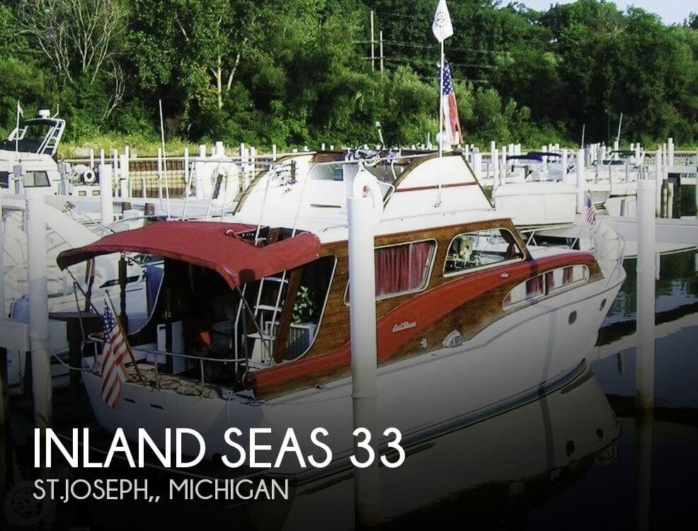 Used Inland Seas Boats For Sale by owner | 1961 Inland Seas 33