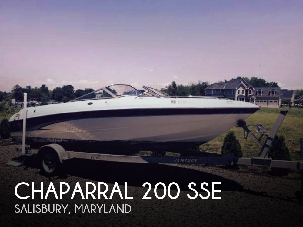 Used Chaparral Boats For Sale in Maryland by owner | 2002 Chaparral 20
