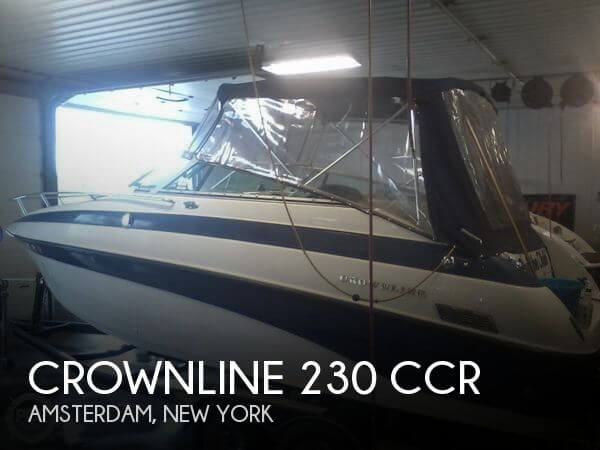 2000 Crownline 230 Ccr - Photo #1