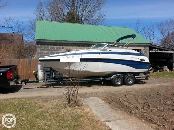 2000 Crownline 230 Ccr - Photo #6