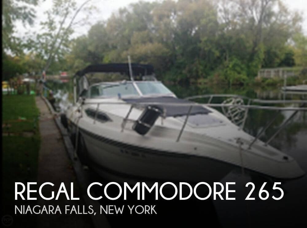 Used Regal Boats For Sale in New York by owner | 1990 Regal 29