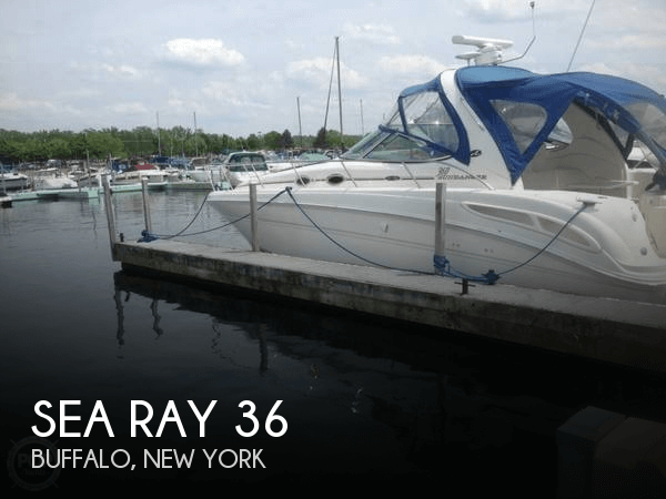 Used Sea Ray Boats For Sale in New York by owner | 2003 Sea Ray 36