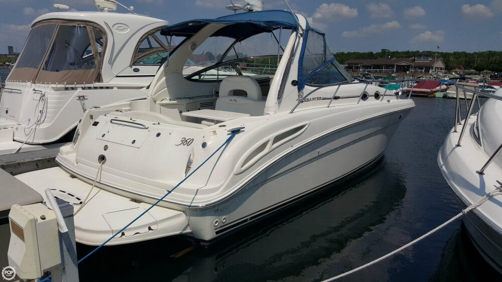 2003 Sea Ray 360 Sundancer - Photo #13