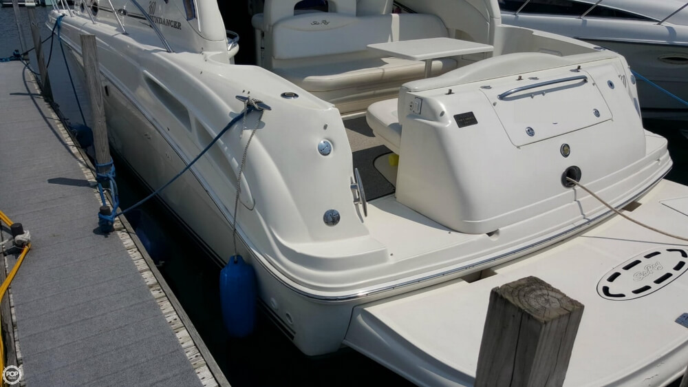 2003 Sea Ray 360 Sundancer - Photo #19