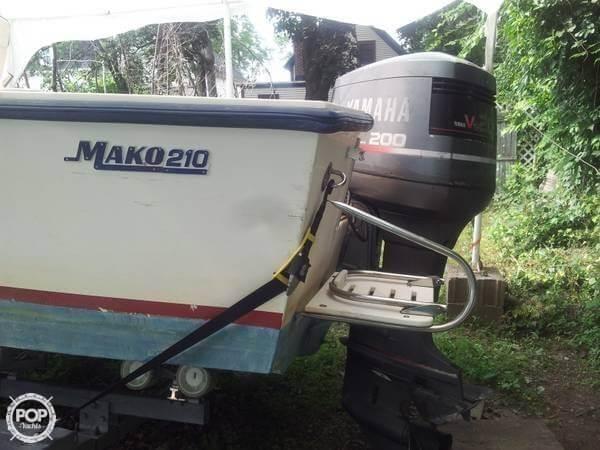1992 Mako 210 Walkaround - Photo #2
