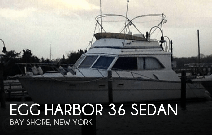Used Egg Harbor Boats For Sale by owner | 1977 Egg Harbor 36