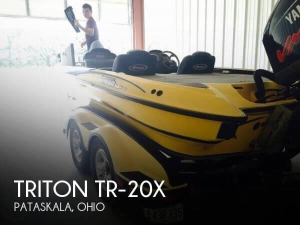 2005 Triton TR-20X - Photo #1