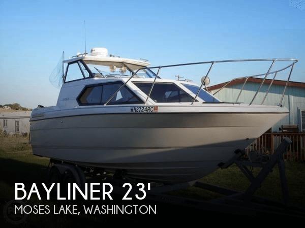 Used Bayliner 23 Boats For Sale by owner | 1993 Bayliner 23