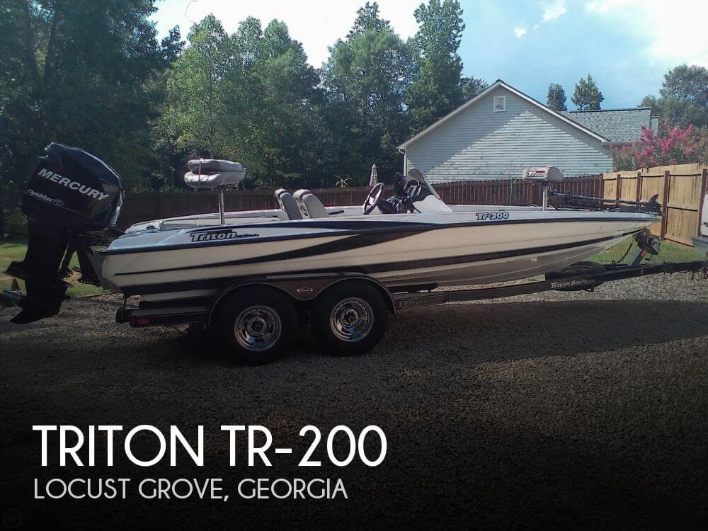 2007 Triton TR-200 - Photo #1