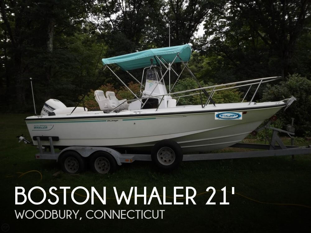 1994 BOSTON WHALER 21 OUTRAGE for sale