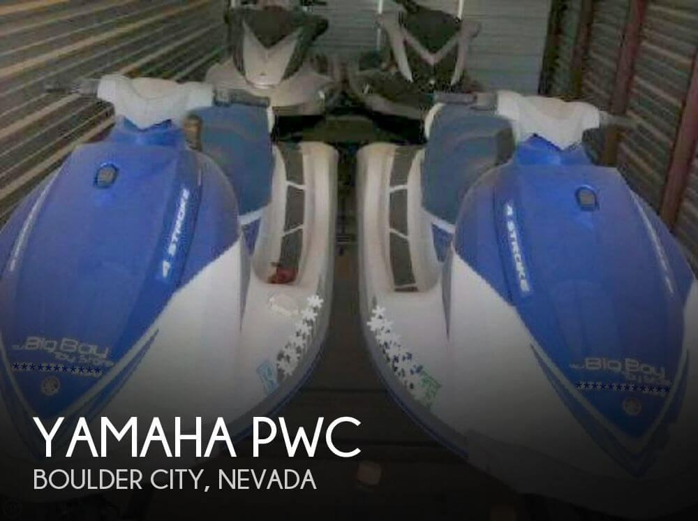 2007 Yamaha 3 2007 & 1 2008 (package Of 4) PWC - Photo #1