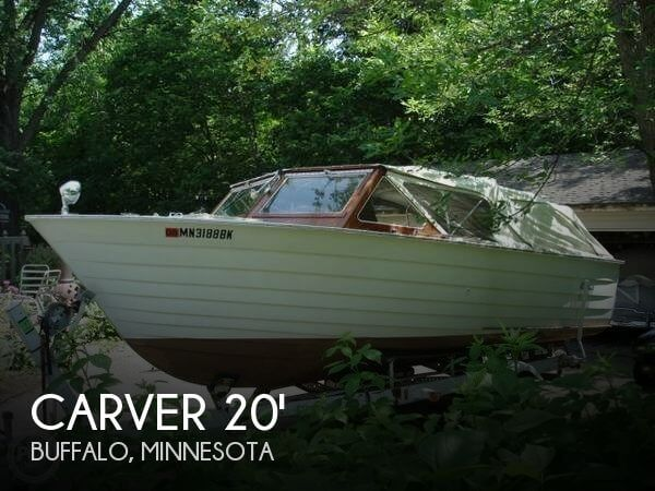Used Carver 21 Boats For Sale by owner | 1966 Carver 21