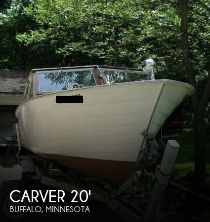 1966 Carver 20 1/2' Camper - Photo #1