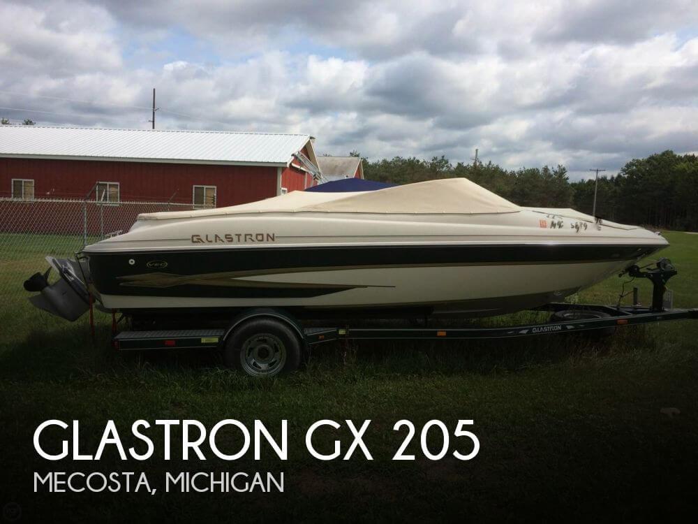 2001 Glastron GX 205 - Photo #1