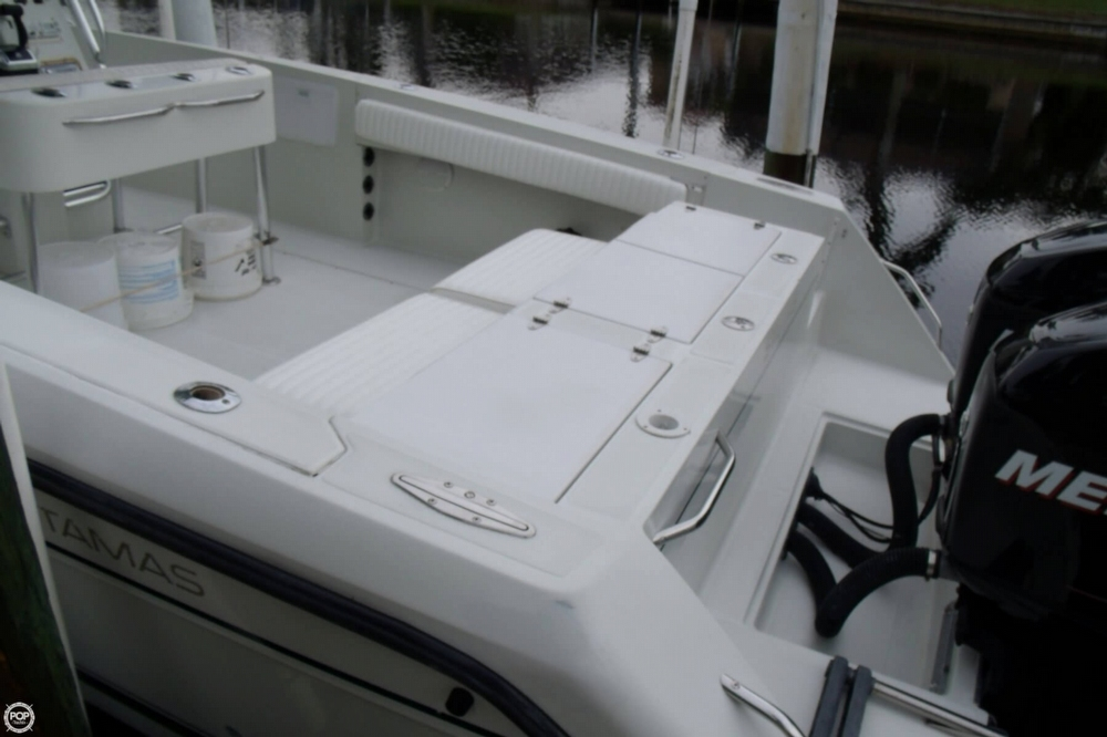 1996 Stamas 2700 Tarpon - Photo #17