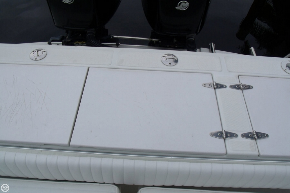 1996 Stamas 2700 Tarpon - Photo #36