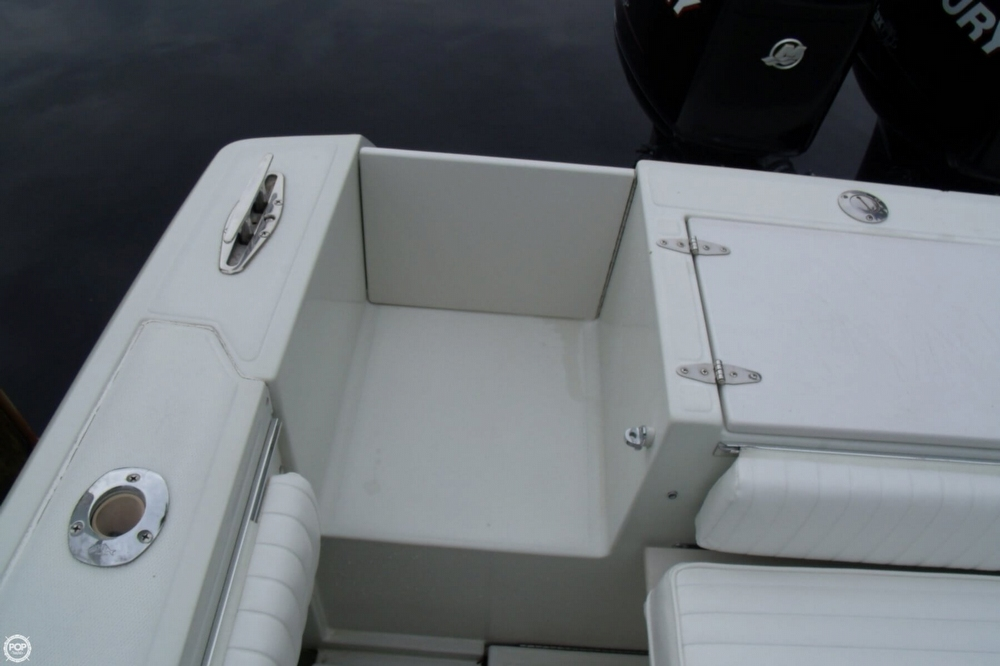 1996 Stamas 2700 Tarpon - Photo #40