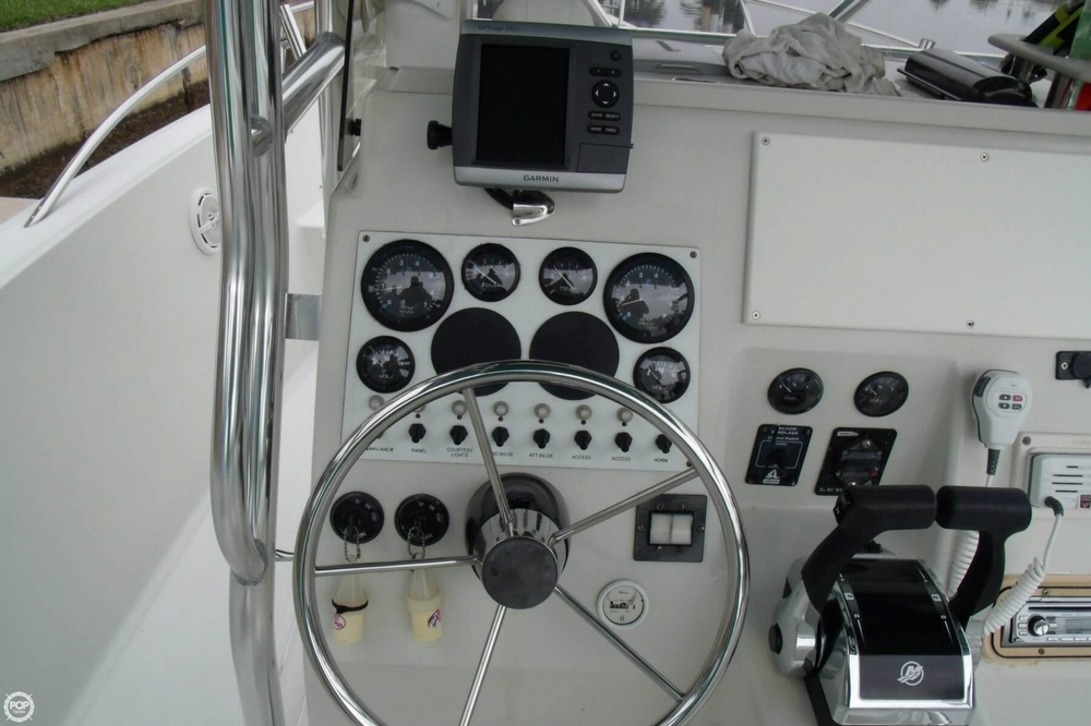 1996 Stamas 2700 Tarpon - Photo #9