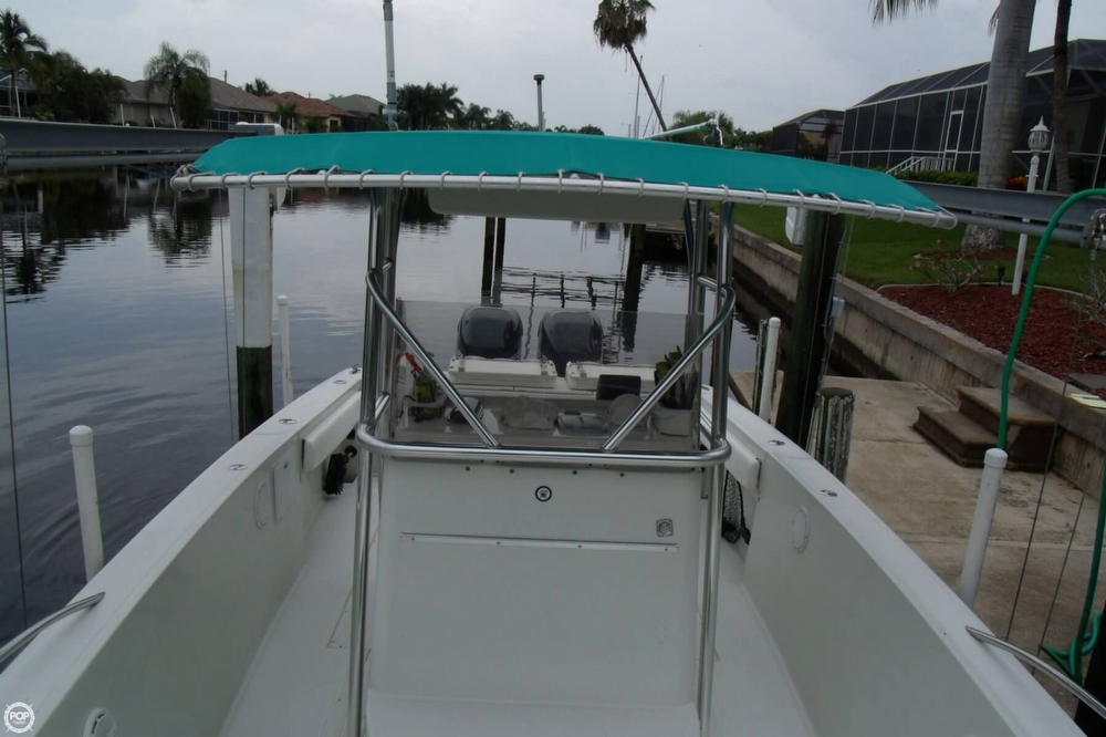 1996 Stamas 2700 Tarpon - Photo #4