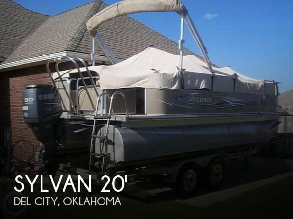 2009 SYLVAN MIRAGE 8520 CRUISE for sale