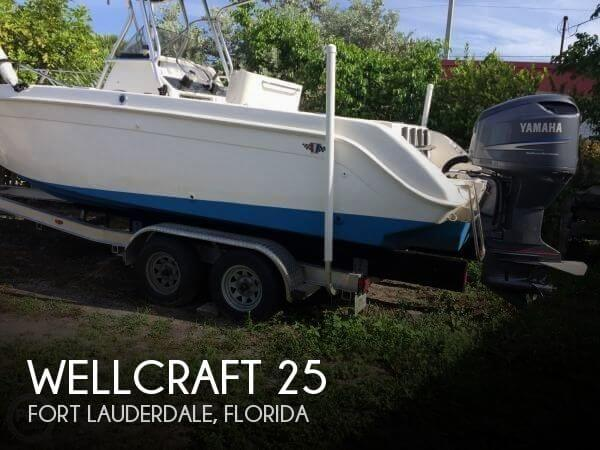 Used Wellcraft 25 Boats For Sale by owner | 1995 Wellcraft 25