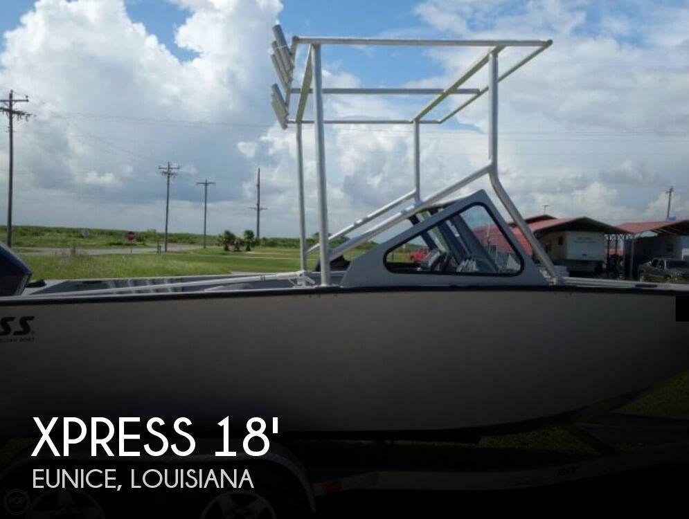 2012 Xpress Yukon 18 Deep-V Series - Photo #1