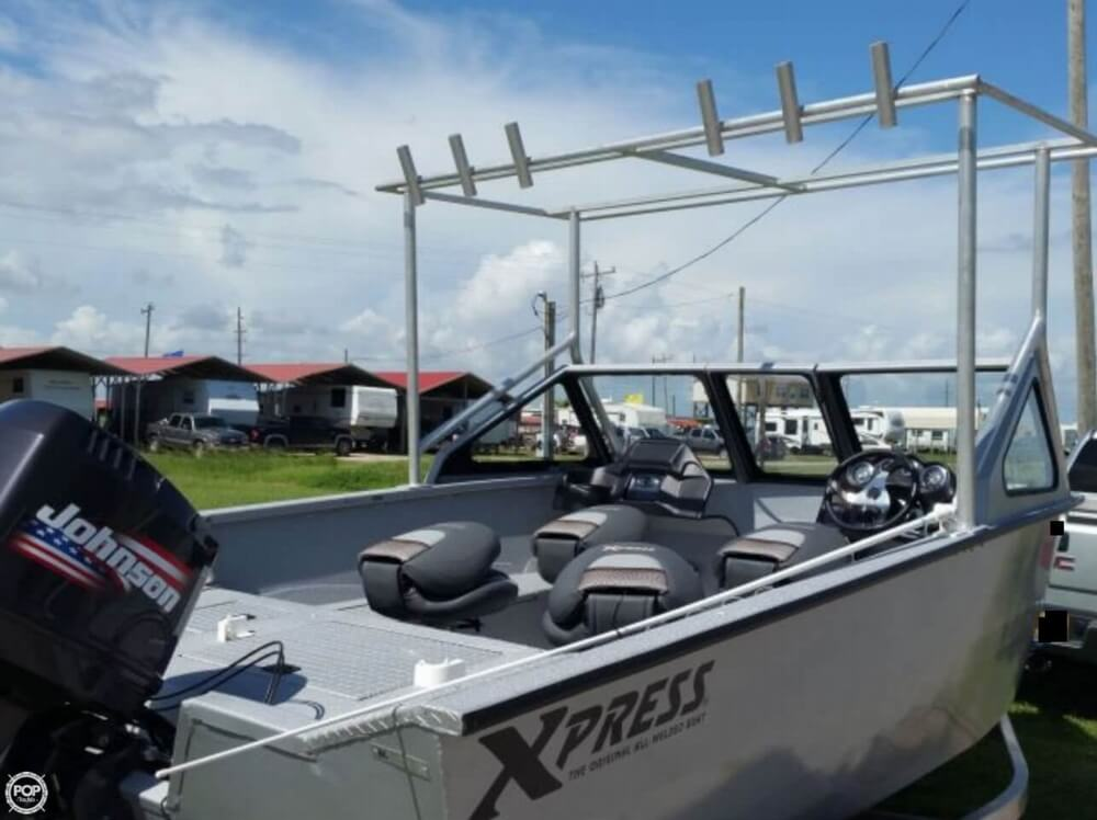 2012 Xpress Yukon 18 Deep-V Series - Photo #2