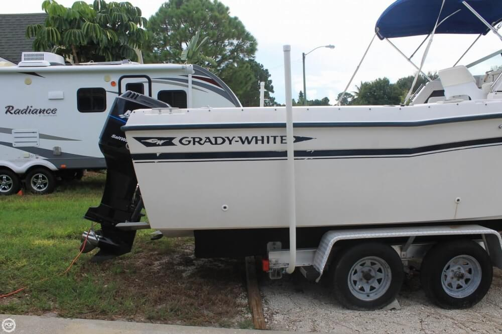 1984 Grady-White Offshore 24 - Photo #16