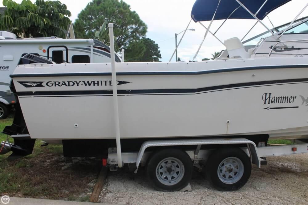 1984 Grady-White Offshore 24 - Photo #17