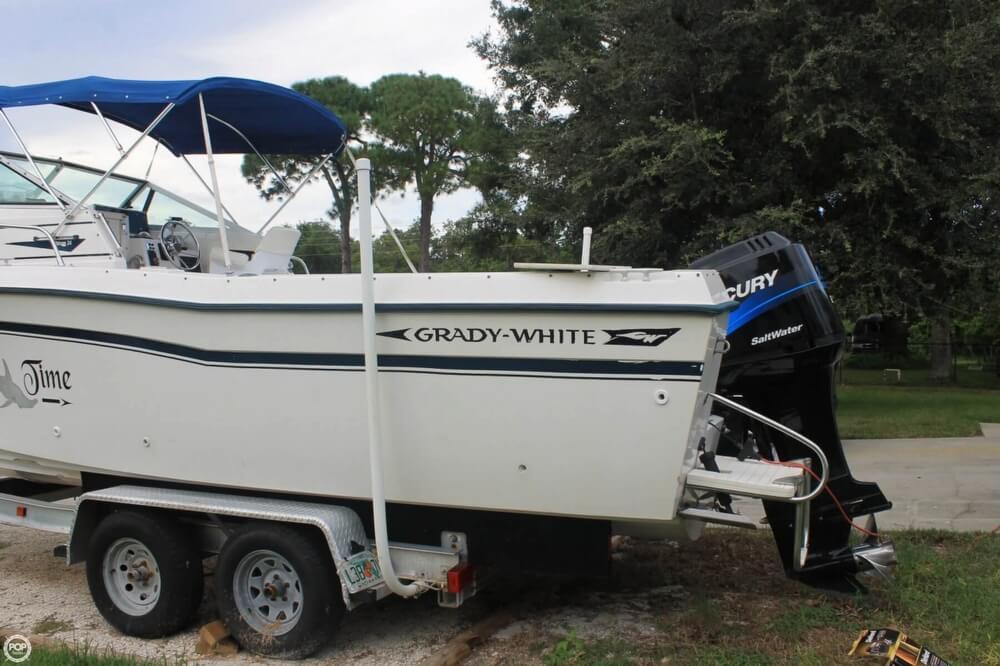 1984 Grady-White Offshore 24 - Photo #32