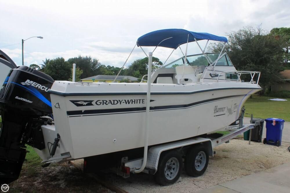 1984 Grady-White Offshore 24 - Photo #38