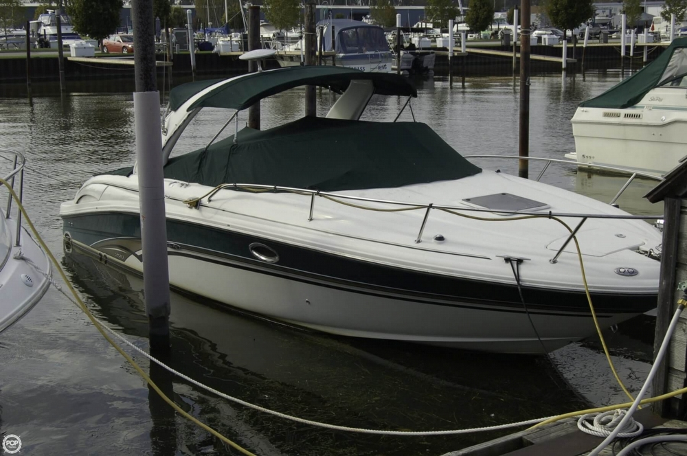 2003 Sea Ray 290 Sun Sport - Photo #3