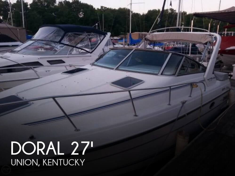 Used Doral Boats For Sale by owner | 1992 Doral 27